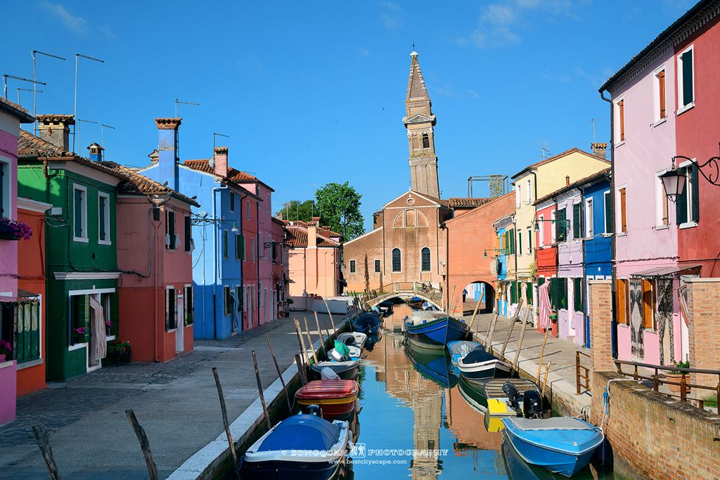 Colorful town Burano. Preview photo from my Italy trip.