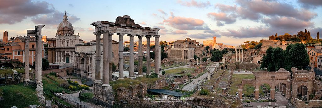 Roman Forum. Preview photo from my Italy trip.