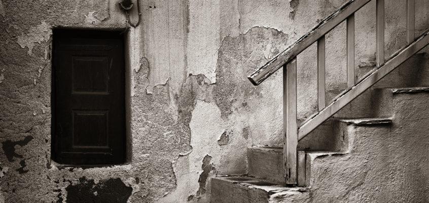 Old building, Mykonos, Greece