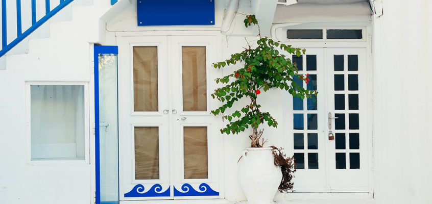 Mykonos colors, Greece