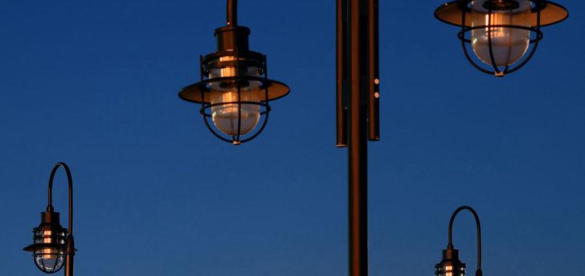 Light Pole, New York City