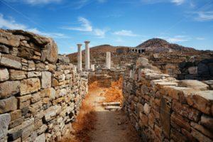 Image result for mykonos ruins 300x200